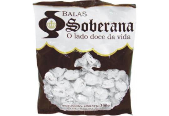BALA SOBERANA MILKLANDER SORTIDÃO 200GR