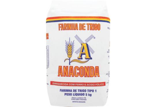 FARINHA DE TRIGO ANACONDA ESPECIAL 5KG