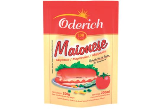 MAIONESE ODERICH 200GR