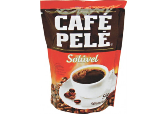 CAFÉ PELÉ SOLÚVEL 50GR