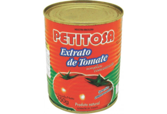 EXTRATO DE TOMATE ODERICH PETITOSA 350GR