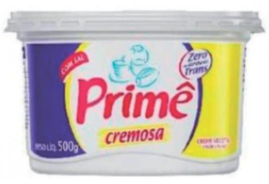 MARGARINA PRIME COM SAL 500GR
