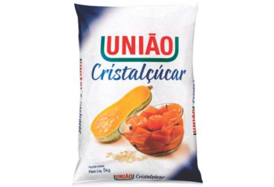 AÇÚCAR CRISTAL UNIAO 5KG