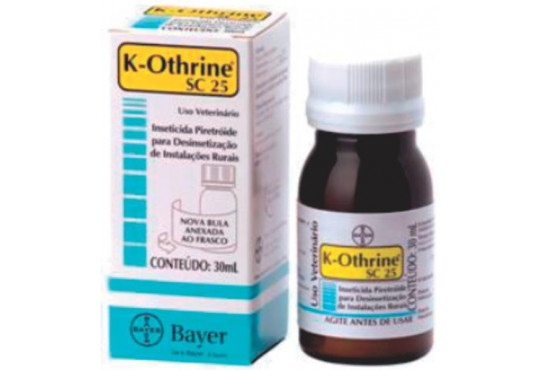 INSET. K-OTHRINE SC 25 30ML