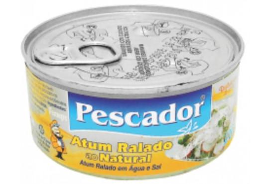 ATUM PESCADOR RALADO NATURAL LIGHT 170GR