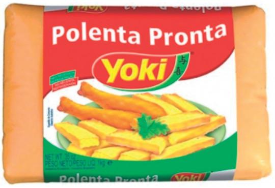 POLENTA PRONTA YOKI 1KG