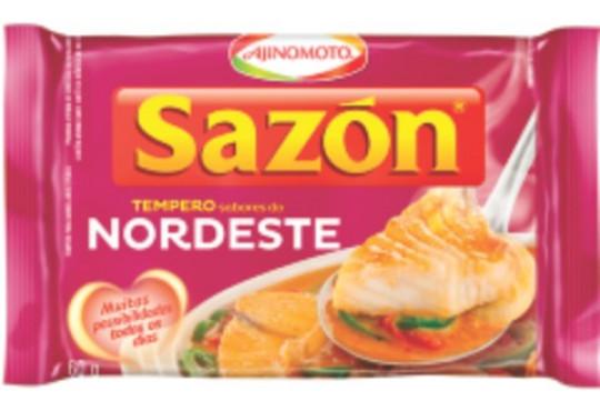 TEMPERO SAZON NORDESTE ROXO 60GR