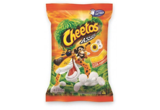 ELMA CHIPS CHEETOS LUA 140GR
