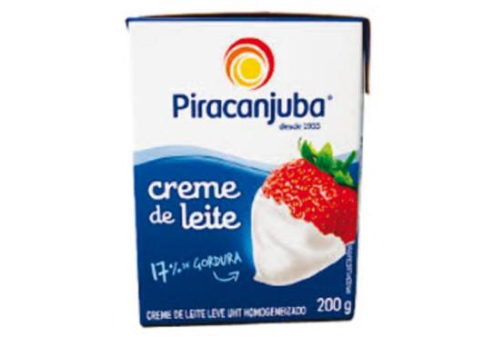 CREME LEITE PIRACANJUBA 200GR