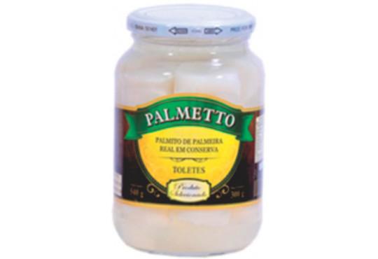 PALMITO PALMETTO INTEIRO PALMEIRA REAL 300GR
