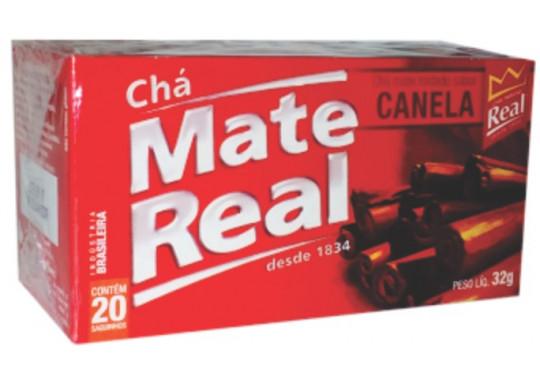 CHÁ MATE REAL CANELA C/ 20