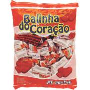 BALA FLORESTAL CORAÇÃO MORANGO 700GR