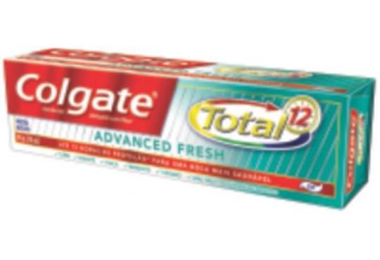 CREME DEN COLGATE TOTAL 12 ADVE 90GR