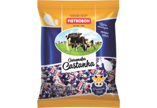 BALA PIETROBOM CASTANHA 600GR