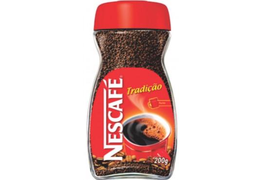 CAFÉ NESCAFÉ TRADIÇÃO 200GR