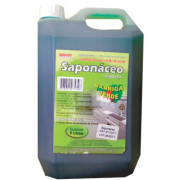 SAPÓLIO BARRIGA VERDE LÍQUIDO 5L