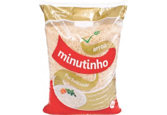 ARROZ MINUTINHO PARB 5KG