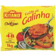 CALDO PÓ KITANO GALINHA YOKI 1,01KG