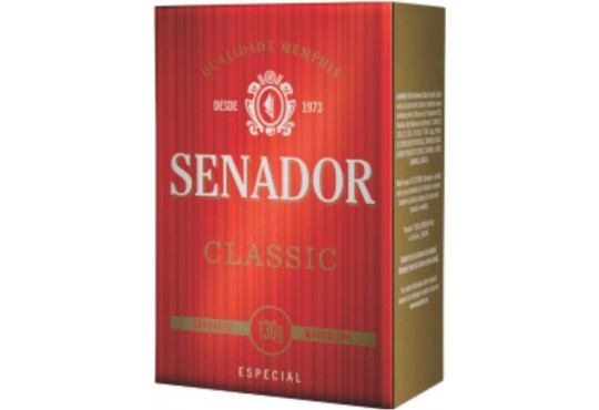 SABONETE SENADOR CLASSIC 6X130GR