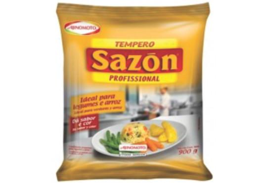 TEMPERO SAZON AMARELO 900GR