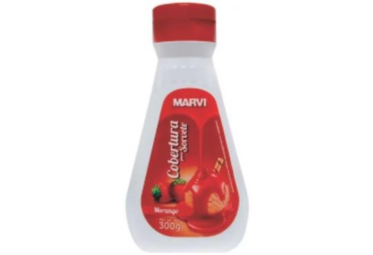 SORV. MARVI COBERT BISNAGA MORANGO 300GR