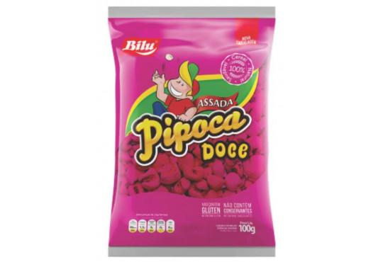 PIPOCA DOCE BILU 100GR
