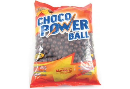 CHOC. POWER BALL MAVALERIO GRD. 500GR