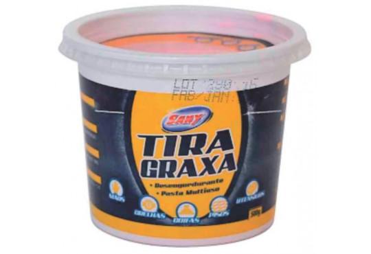 TIRA GRAXA PASTA SANY 500GR