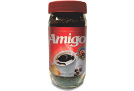 CAFÉ AMIGO VIDRO SOLÚVEL 100GR