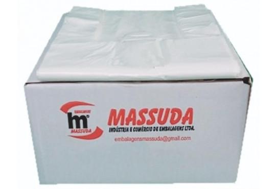 SACOLA PLAST MASSUDASUPER 48X58 C/ 800