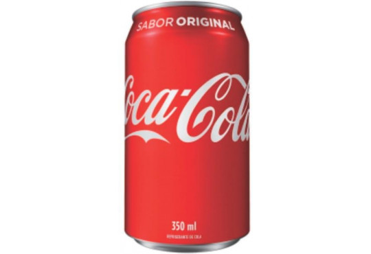 REFRI COCA COLA LATA 350ML