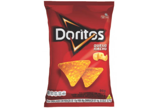 ELBA CHIPS DORITOS 96GR