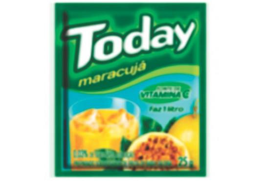 REFRESCO TODAY MARACUJÁ PARATI 25GR