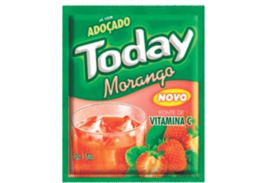 REFRESCO TODAY MORANGO PARATI 25GR