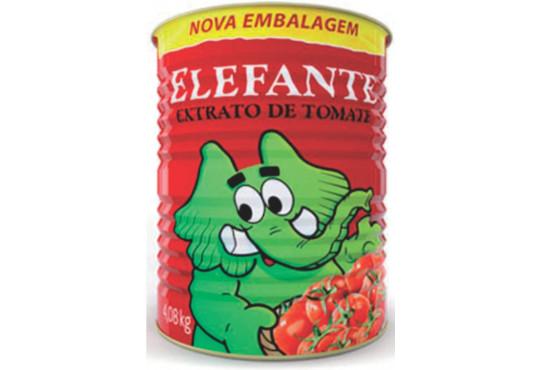 EXTRATO DE TOMATE ELEFANTE 4,8KG