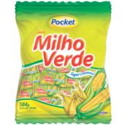 BALA FREEGELLS POCKET MILHO VERDE 500GR