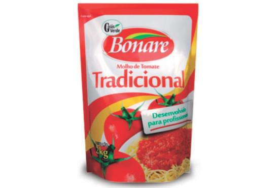 EXTRATO DE TOMATE BONARE GOIAS 2KG