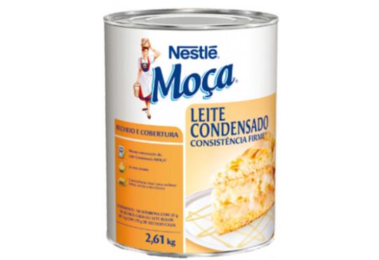 LEITE COND. NESTLE FIRME RECHEIO MOCA LATAO 2.6KG