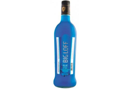 VODKA BIGLOFF BLUE 870ML