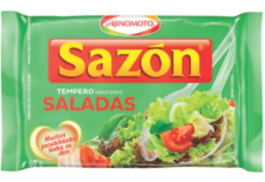 TEMPERO SAZON VERDE SALADA 60GR