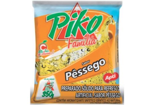REFRESCO PIKO APTI PESSEGO 350GR