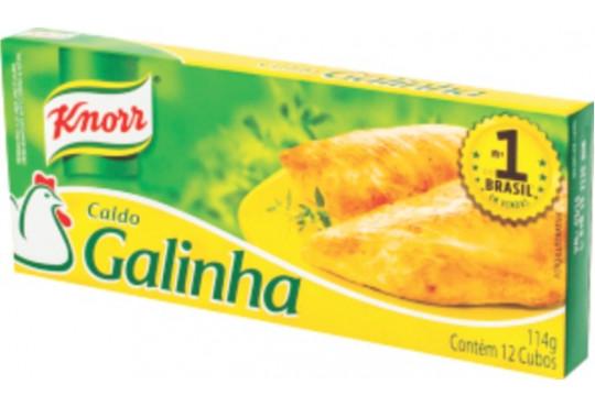 CALDO KNORR GALINHA 114GR
