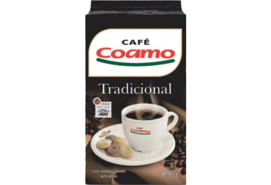 CAFÉ COAMO PÓ TRADICIONAL 500GR
