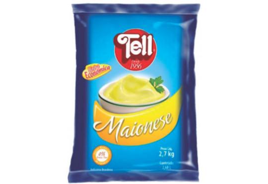 MAIONESE TELL BAG 2,700GR