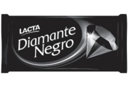 CHOC. LACTA DIAMANTE NEGRO 20GR