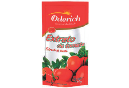 EXTRATO DE TOMATE ODERICH 340GR