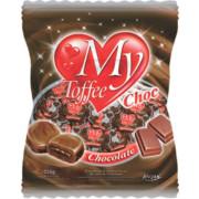 BALA FREEGELLS MY TOFFEE CHOC. C/ CHOC. 600GR