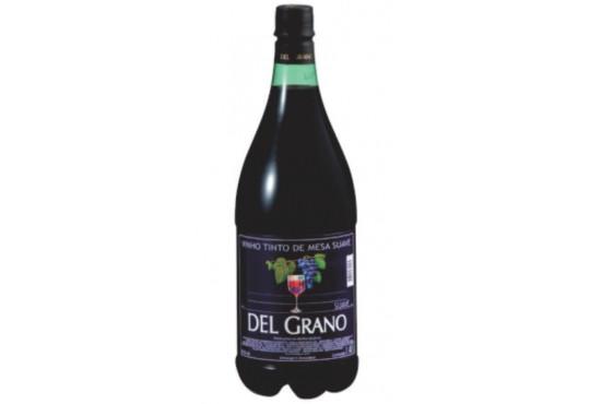 VINHO DEL GRANO TINTO SUAVE 1,48LT