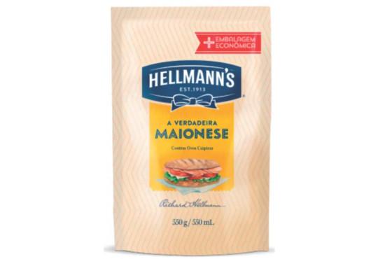 MAIONESE HELLMANN'S 550GR