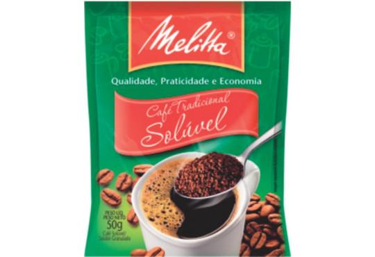 CAFÉ MELITA GRANULADO 50GR